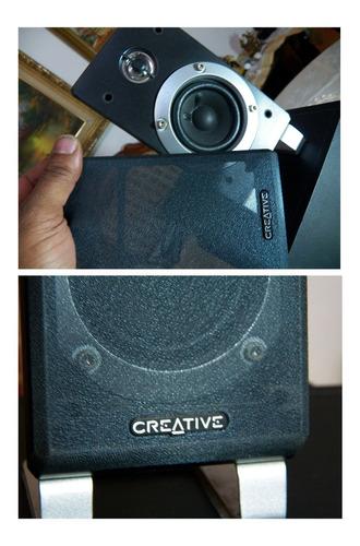 cornetas creative inspire t5400 home theater 5.1 altavoces