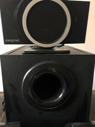 cornetas creative inspire t6100 home teather 5.1