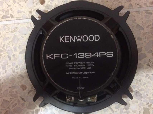 cornetas jbl kenwood 4 - 6 1/2 - 5 1/4