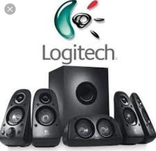 cornetas logitech 5.1 usadas
