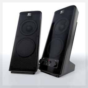 Cornetas Logitech X-140 2 0  Multimedia Stereo Speaker - 30