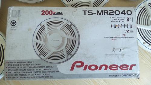 cornetas marinas pioneer ts-mr2040 lanchas yates sonido