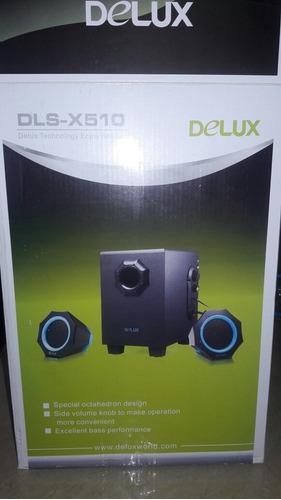 cornetas multimedias delux