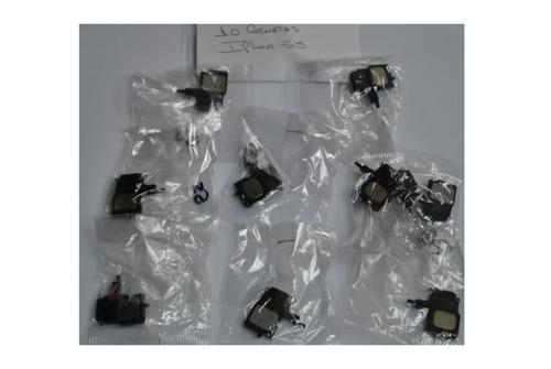 cornetas originales importadas iphone 5s (usadas)