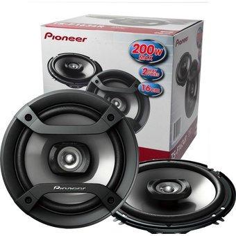 cornetas para carro pioneer 6.5 pulg 200 wts tienda 35 vdrs