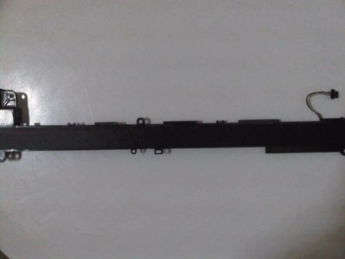 cornetas para laptop hp g56, g62 - presario cq56, cq62.