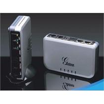 Gateway Ip Grandstream Ht502 Ata 2 Fxs (rj11) 2x Rj45 Lan/w