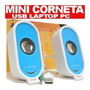 Mini Cornetas Pc Laptop Etc. Solo Envios