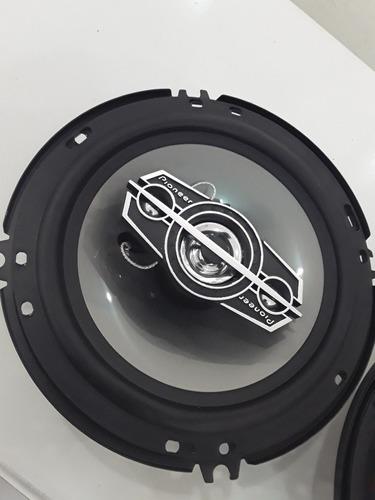 cornetas pioneer 6 y 1/2 4 vías coaxial 6.5 350w original