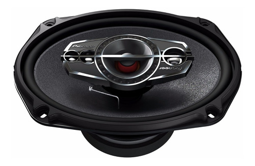 cornetas pioneer 6x9 600w  5 vías modelo ts-a6995r oferta