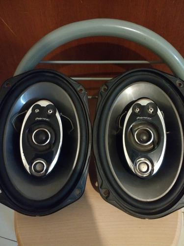 cornetas pioneer originales de 500w