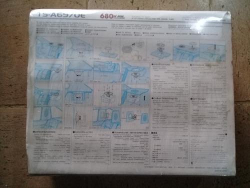 cornetas pioneer ts-a6970e  6x9  680w max