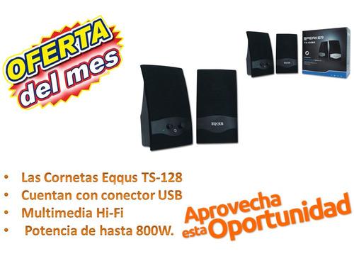 cornetas speaker 800w pc, laptop, portátiles