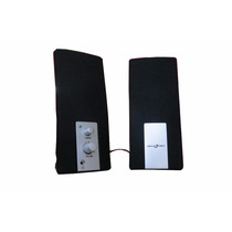 Cornetas Multimedia Speaker System 2.0 Usb