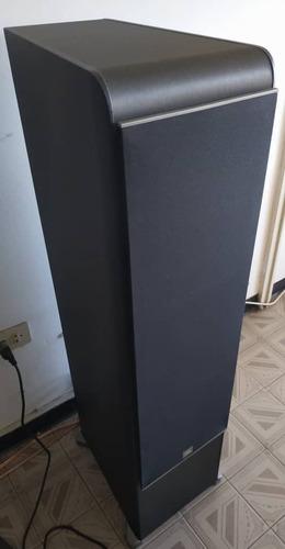 cornetas tipo columna de 4 vias jbl es90bk (par)
