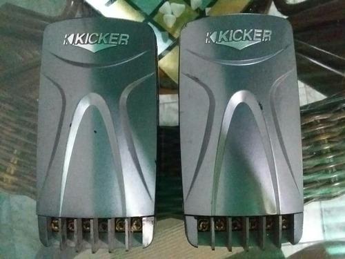 cornetas tipo componente kicker de 6 1/2 para puerta