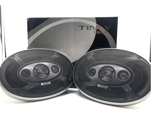 cornetas traxiales 6x9 para carro marca tinly nuevo tl-6903f