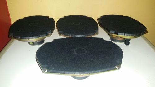 cornetas triaxiales 6x9 nuevas de paquete