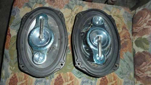 cornetas triaxiales audio pipe