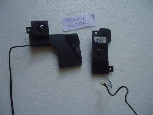 cornetas usadas para laptop gateway nv5209e