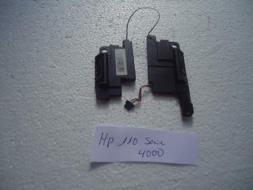 cornetas usadas para laptop hp 110 serie 4000
