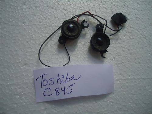 cornetas usadas para laptop toshiba c845