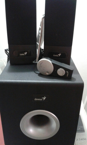 cornets genius 3pzas sonido f adaptas celular mp3 pc