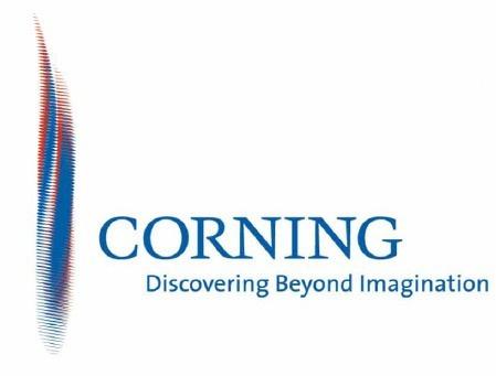 corning fan-out kit 6-24 fibers 1 meter tubing 250µm fiber