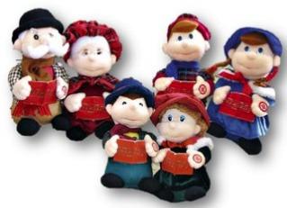 coro navideño 6 integrantes