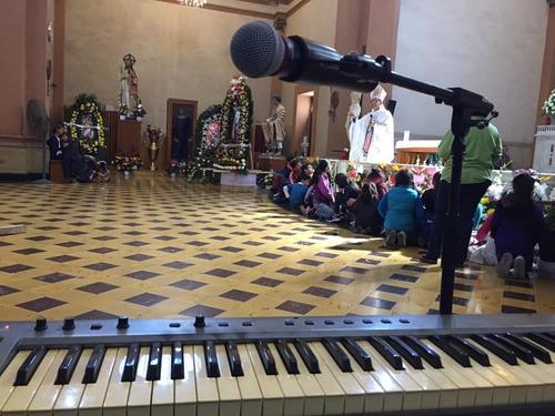 coro para misas bodas, xv años, aniversarios