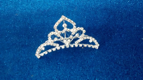 coroa com strass cinderela