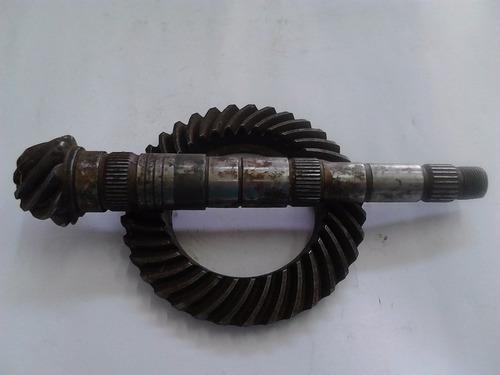 coroa e pinhão 9x35 do  vw motores ap 1.0 / 1.6 / 1.8 / 2.0
