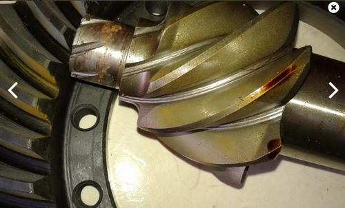 coroa e pinhão   mb 1113 1313 1513 2013  7x43 furos 16 mm
