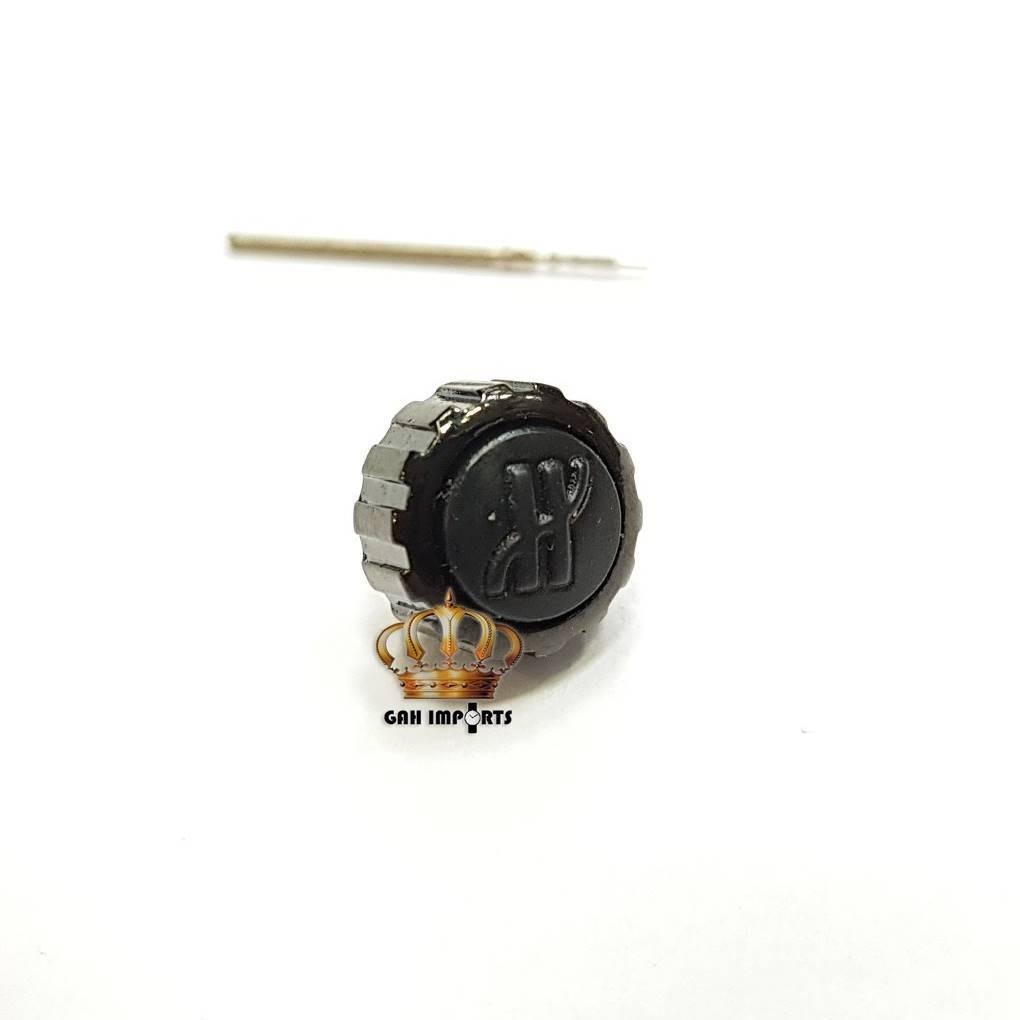 2cf006cc473 Coroa E Tige Para Relógios Hublot - Preta - R  79