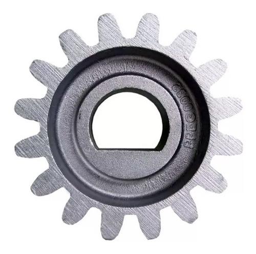 coroa engrenagem motor portao peccinin dz super 16 dentes