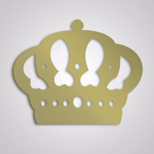 coroa mdf, decoração de festa
