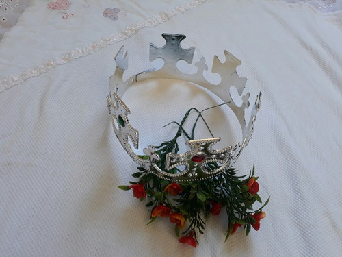coroa rainha,rei linda tiara para cabelos acessórios