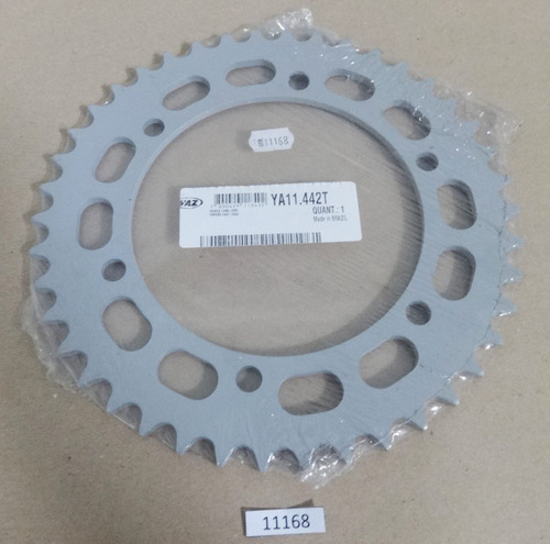 coroa yamaha tdm 900 / trx850 (96-99) 42d - vaz - 11168