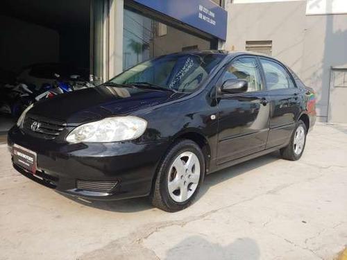 corolla 1.6 xli 16v gasolina 4p automático 2003