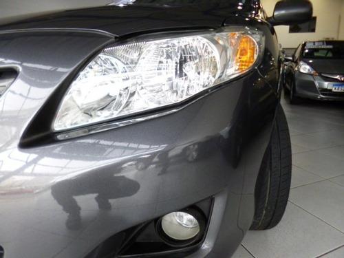 corolla 1.8 aut flex gli 2011 cinza