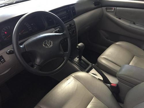 corolla 1.8 xei 16v gasolina 4p automático