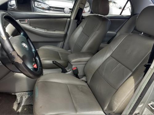 corolla 1.8 xei automático 2003