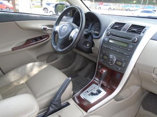 corolla 2.0 16v altis aut. 2013 preto flex - top
