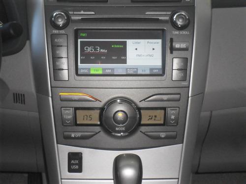 corolla 2.0 automático com apenas 43.000 km!