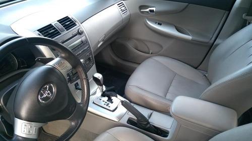 corolla 2.0 xei - 12/13 - automático -52.000km - 2012/2013
