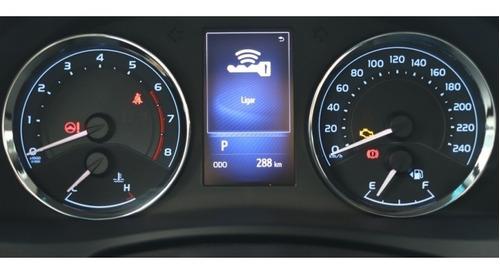 corolla 2.0 xei 16v flex 4p automático 280km