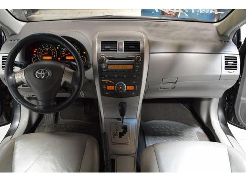corolla 2.0 xei 16v flex 4p automático 86236km