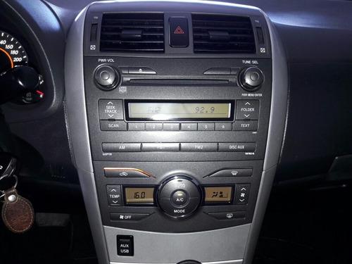 corolla 2.0 xrs couro placa i automático