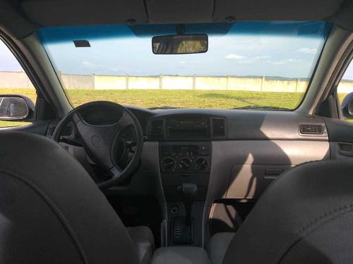 corolla 2006 - 1.6 16v xli automático 4 p