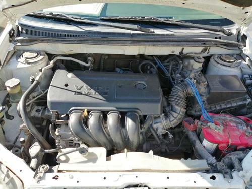 corolla, 2007 motor 1.8 trasmicion manual